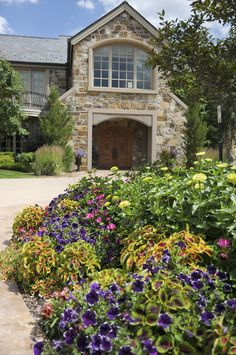 Commercial landscaping construction in colorado springs commercial flowers by season in colorado springs mightylinksfo