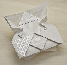 Origami Invitation for Louis Vuitton