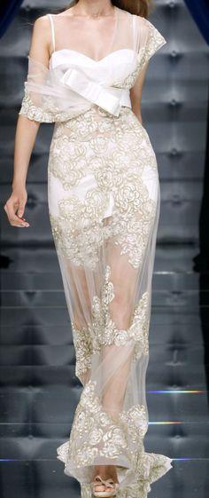 """ Zuhair Murad Haute Couture 2010-11 """