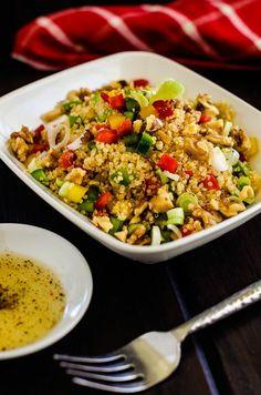 Post image for Confetti Quinoa Salad