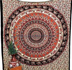 Hippie Tapestries, Dorm Tapestry, Indian Tapestry, Bohemian Tapestry, Mandala Tapestry, Tapestry Wall Hanging, Wall Sheets, Hippie Dorm, Unique Jewelry