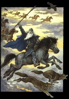 80 Best Germanic Myth And Legend Images Illustrations Norse