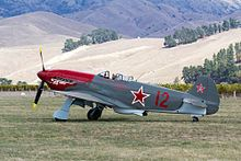 Yakovlev Yak-3 - Wikipedia, the free encyclopedia