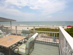 Huge House with Beachfront Patio! Vacation for the Entire Family.Vacation Rental in Madeira Beach from @HomeAway! #vacation #rental #travel #homeaway