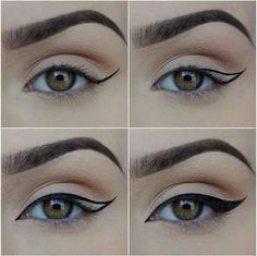 Simple and Hasslfree Ideas to Have a Winged Eyeliner
