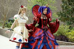 #cosplay This is Cupcake Cosplay in their WCS 2013 costumes.  Credit where credit is due please, these girls are stunningly talented.