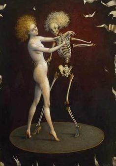 Claude Verlinde. Danse Macabre