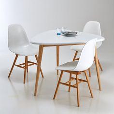 La Redoute Interieurs - Table de salle à manger 3 personnes, Jimi | La Redoute
