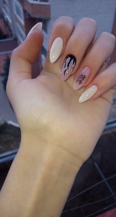 🤚✨ – n͏ a͏ i͏ l͏ s͏ ✨ – – Unghie Gel, You can collect images you discovered organize them, add your own ideas to your collections and share with other people. Edgy Nails, Dope Nails, Stylish Nails, Swag Nails, Pink Nails, Gel Nails, Coffin Nails, Soft Grunge Nails, Edgy Nail Art