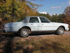 1978 Chevrolet Caprice Four Door Sedan