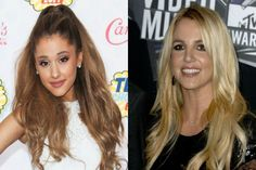 Britney Spears unmoved by Ariana Grande's impression of her