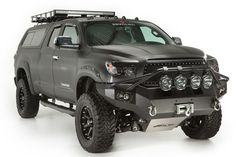 Toyota Tundra Devolro...One Tough Looking Truck!