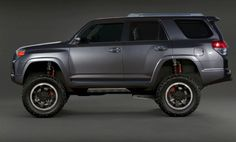 2021 Toyota 4Runner Redesign, TRD Pro, Limited, And Price >> 275-55-20 BFG AT KO2 on a 4Runner Limited | Truck mods ...