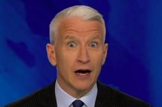 The 15 Sassiest Anderson Cooper Comebacks - He has a Ph.D. in Sass