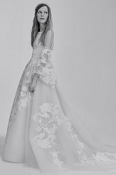 Elie Saab Launches Bridal - Spring 2017 Collection (BridesMagazine.co.uk)