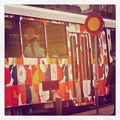 #Marimekko #tram #helsinki