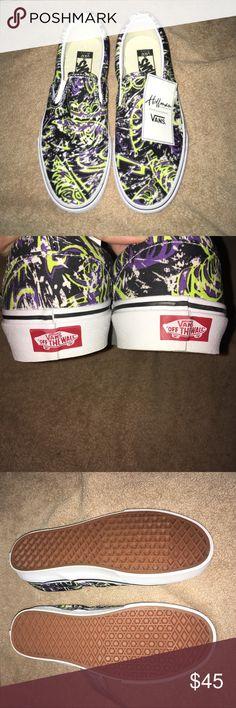 Vans Sneakers New Size 8.5 no box Vans Sneakers New Size 8.5 no box Vans Shoes Sneakers