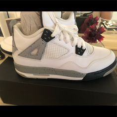 0062e5274d90c5 50 Best Jordan 4 s Gang images