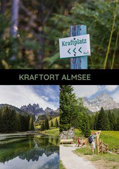 Kraftplätze im Gebiet des Almsees auf den Hofalmen (Plätze 1 bis 3) Mountains, Nature, Travel, Tourism, Hiking, Places, Summer, Viajes, Naturaleza