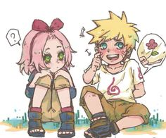Image uploaded by Mary Jose. Find images and videos about naruto, sakura and narusaku on We Heart It - the app to get lost in what you love.