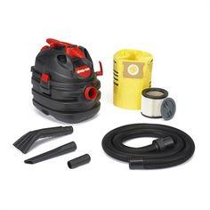 Shop-Vac 5-gal 6-Peak HP Portable Wet/Dry Vac