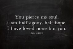 pierce my soul
