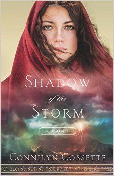 """Is it possible for a sequel to be even better than the original? In the case of Shadow of the Storm, by Connilyn Cossette, the answer is yes! While I greatly enjoyed Counted with the Stars, the first book in the """"Out from Egypt"""" trilogy, I liked Shadow of the Storm even more! In this second book in the series, the author has crafted a story rich in character development, engaging plot, and vibrant descriptions. This is a book I will reread again in the future!"""