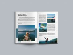 Bundle Travel Magazine #Ad #Bundle, #spon, #Travel, #Magazine Travel Ad, Handwritten Script Font, Travel Magazines, Magazine Design, Your Image, Photo Book, Templates, Album, Stencils