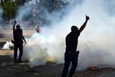 Uluslararası Af Örgütü: Türkiye'ye biber gazı sevkiyatı durdurulsun