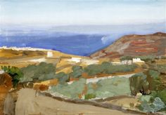 View Landscape by Panayiotis Tetsis on artnet. Browse upcoming and past auction lots by Panayiotis Tetsis. Wolves And Women, Greek Art, Abstract Landscape, Past, Greece, Colours, Painting, Color Combinations, Landscapes