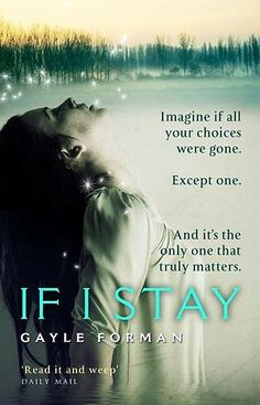 If I Stay by Gayle Forman.  I read this in 1 day.  I could not put it down.  Great book for the beach.