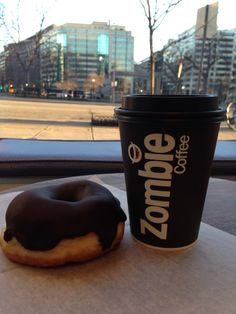 Monday's are Free Zombie Coffee Day! Zombie Coffee, Coffee Branding, Don't Forget, Roast, Free, Roasts