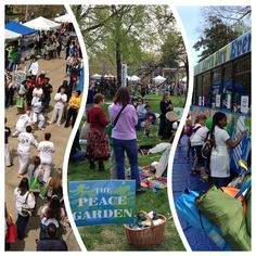 ✅April News & Updates: Three weeks until the St. Louis Earth Day Festival - start planning your visit!