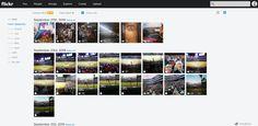 Flickr anuncia rediseño de su servicio introduciendo Carrete y Uplodr que salen de la beta!