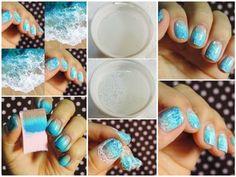 unghie mare