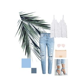 """""""sunset watching happy hour"""" by stanacolina on Polyvore featuring Mode und Chanel"""
