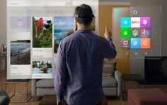 """De Hololens van Microsoft is een Augmented Reality headset. Daarmee lijkt het meer op de Google Glass bril dan de Virtual Reality headsets van Oculus, HTC en Sony. Hololens legt een nieuwe laag op de werkelijkheid die je voor je ogen ziet. In tegenstelling tot de Google Glass kan Hololens ook diepte """"zien"""". En daarmee …"""