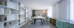 Mix between traditional element and contemporary furniture. by 1305 Studio Office——大样工作室 / 1305 Studio