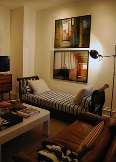 pictures of rooms make the room more interesting