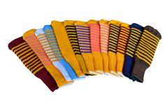 Yellow and Gold Golf Club Headcovers   #golfheadcover #knittedheadcover #peanutsandgolf #madeinamerica #clubsocks
