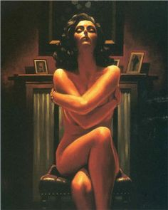 Just The Way It Is  - Jack Vettriano