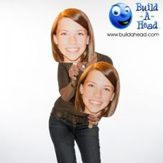 Share this coupon with a Friend and Save $5 Off your next purchase with Build-A-Head! Make Your Own Big Head Cutouts #https://www.pinterest.com/buildahead/