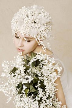中村睦子 Mutsuko Nakamura Japanese top fabric flower artist