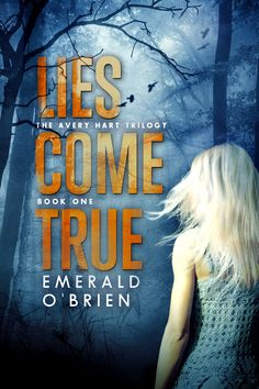 New Adult Mystery Trilogy by Emerald O'Brien