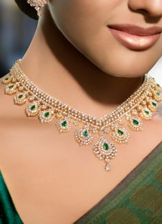 Image on Designs Next  http://www.designsnext.com/jewellery-designs/16-stunning-diamond-necklace-designs.html