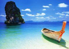 The beautiful beaches of #Phuket, #Thailand