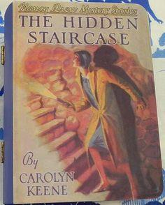 The Hidden Staircase By Carolyn Keene.
