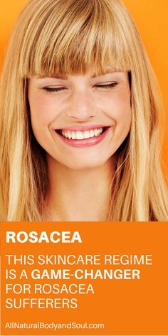 Rosacea impacts sufferers' self-esteem and social life. Although rosacea is chronic it's treatable. A rosacea-friendly skincare routine will reduce flare-ups, improve skin health and self-confidence. Maquillage Goth, Improve Self Confidence, Long Pixie Hairstyles, Clear Skin Tips, Beautiful Hair Color, Sensitive Skin Care, Natural Skin Care, Healthy Skin, Self Confidence