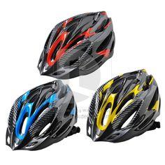 Cycling Bicycle Adult Mens Bike  Helmet  21 Holes