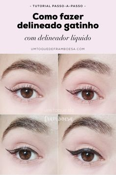 How To Make Hair, Make Up, Round Eyes, Makeup Tips, Makeup Tutorials, Makeup Trends, Smokey Eye, Mary Kay, Beauty Skin
